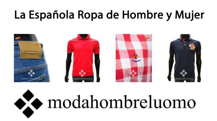 la española ropa de hombre y mujer
