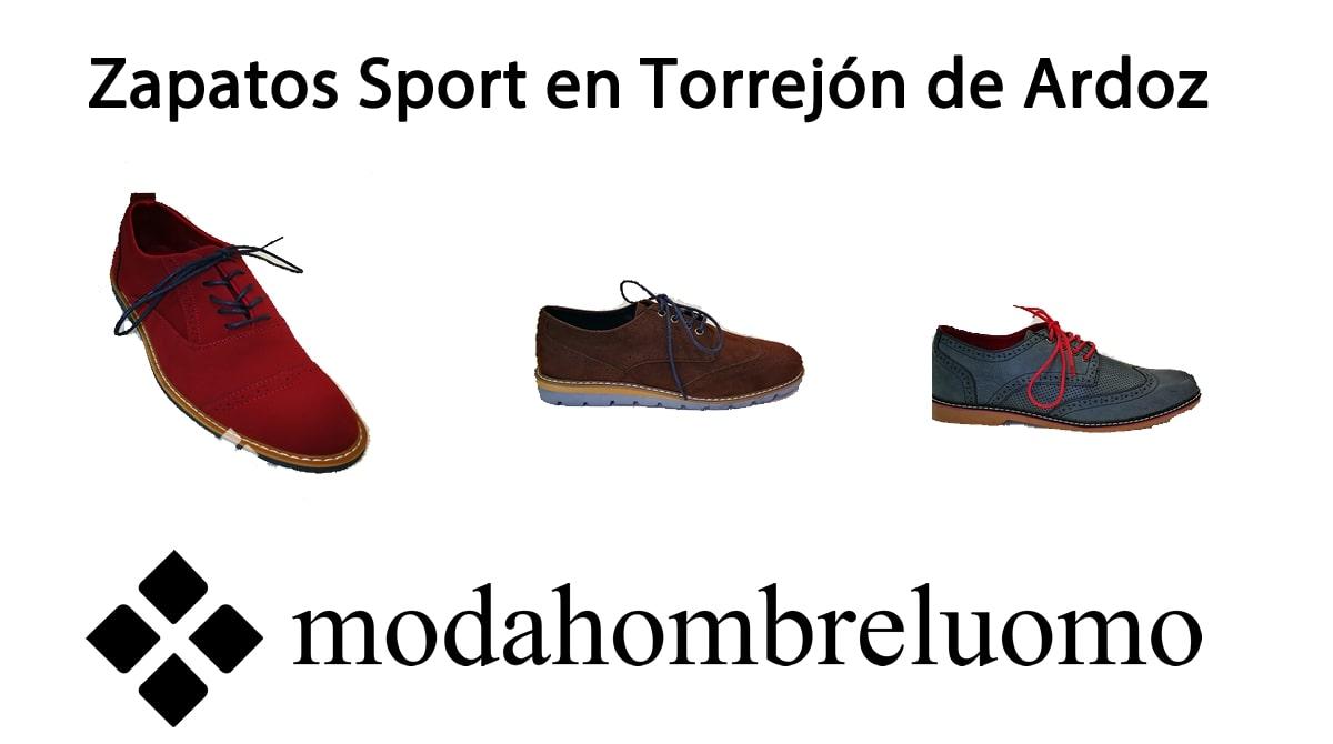 zapatos sport en torrejón